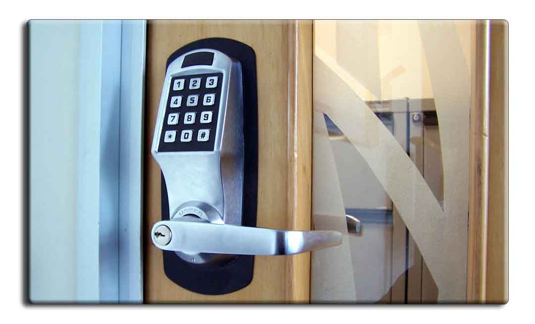 Digital Door Lever